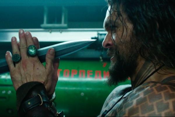 Trailer dau tien bo phim 'Aquaman' hinh anh