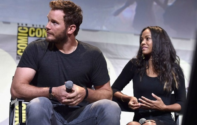 Nhieu sao Marvel len tieng ve vu Disney duoi viec James Gunn hinh anh 2
