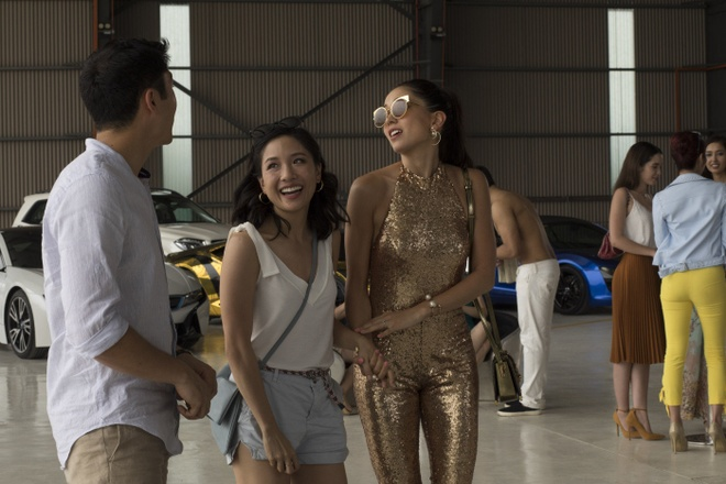 Trailer bo phim 'Crazy Rich Asians' hinh anh