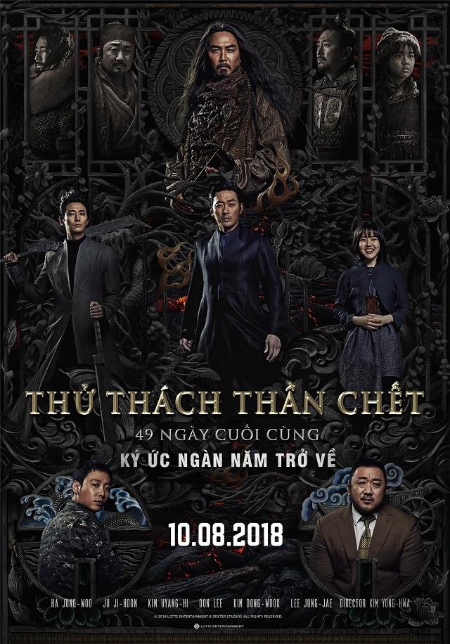 'Thu thach than chet 2' ban hon 6 trieu ve chi sau 5 ngay tai Han Quoc hinh anh 1