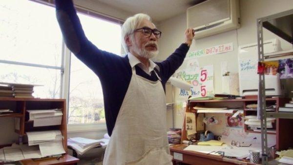 Huyen thoai Hayao Miyazaki kho long kip ra phim moi vao nam 2020 hinh anh 1