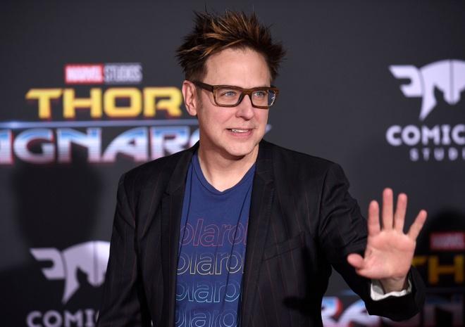 Sony phat hanh phim kinh di cua James Gunn vao cuoi thang 11 hinh anh