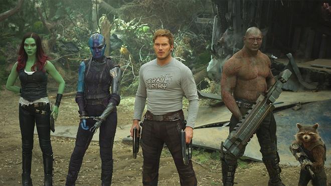'Ve binh dai Ngan ha 3' cua Marvel bi hoan vo thoi han hinh anh 1