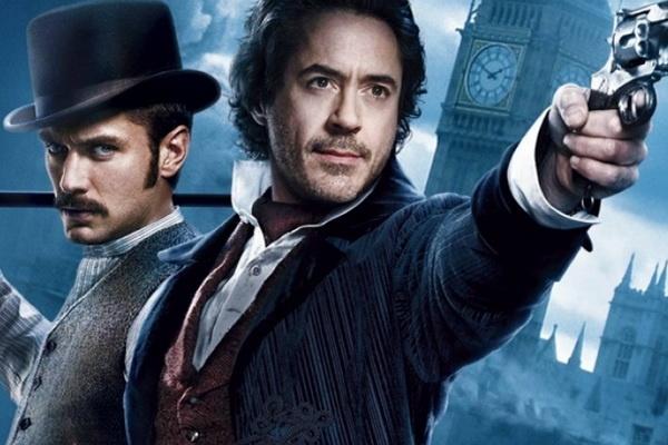 Jude Law he lo y tuong ban dau cua 'Sherlock Holmes 3' (2020) hinh anh