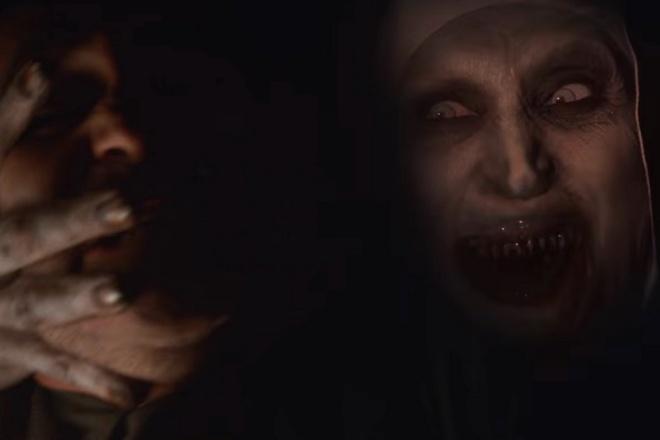 Bi mat dang sau ac ma ma so Valak cua vu tru kinh di 'The Conjuring' hinh anh