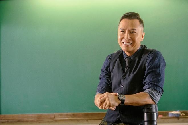 'Dai su huynh' cua Chan Tu Dan: Truyen cam hung cho ca thay lan tro hinh anh