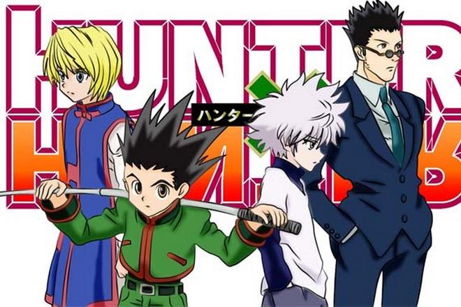 Truyen tranh 'Hunter × Hunter' tro lai vao giua thang 9 hinh anh