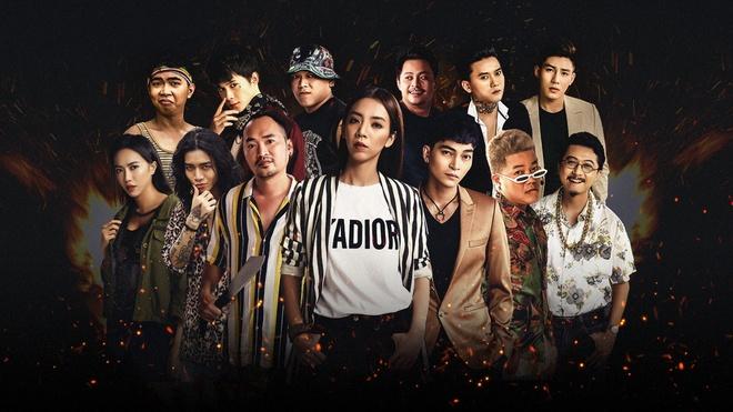 Thu Trang, Tien Luat lam hau truyen 'Thap Tam Muoi' chieu rap hinh anh 2