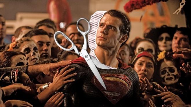 'Sieu Nhan' Henry Cavill chia tay Vu tru Dien anh DC hinh anh