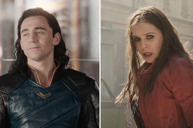 Loki va mot so sieu anh hung Marvel du kien co phim truyen hinh rieng hinh anh