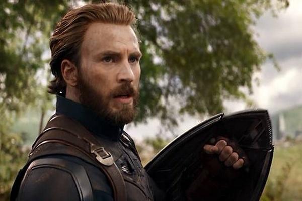Chris Evans chinh thuc chia tay vai dien Captain America hinh anh