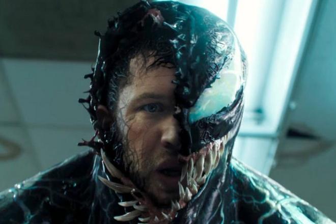 Khuynh dao phong ve toan cau, 'Venom' thu hon 205 trieu USD sau 3 ngay hinh anh
