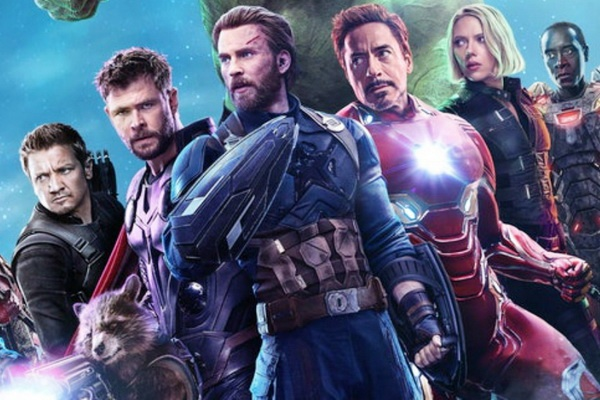 'Avengers 4' co the dien ra sau 'Infinity War' 5 nam hinh anh