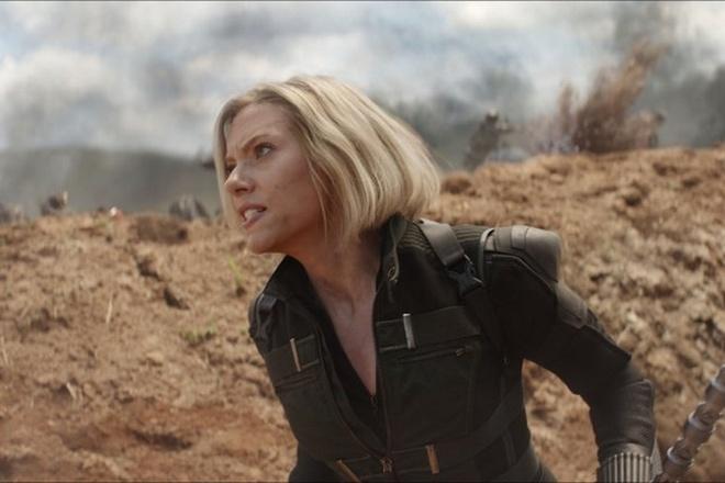Scarlett Johansson nhan 15 trieu USD cho phim rieng ve Black Widow hinh anh