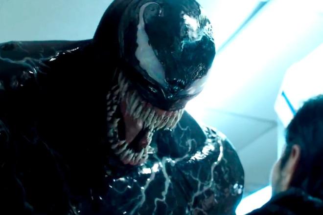 'Venom' tiep tuc thong tri phong ve Bac My hinh anh 1