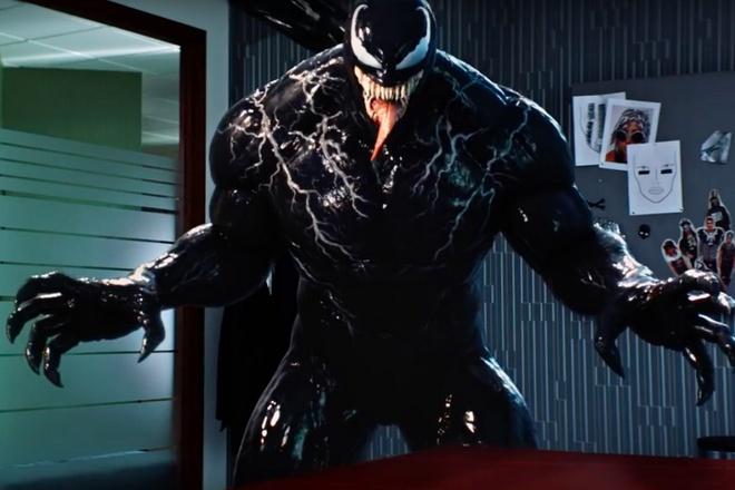 Nhung dieu ly thu ve quai vat Venom dang cong pha man anh hinh anh