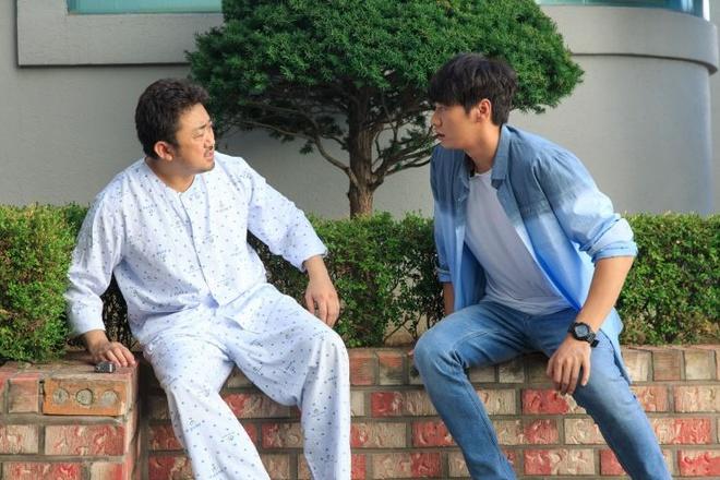 'Ban ma phien toai': Bo phim mua nuoc mat cua nguoi Han hinh anh