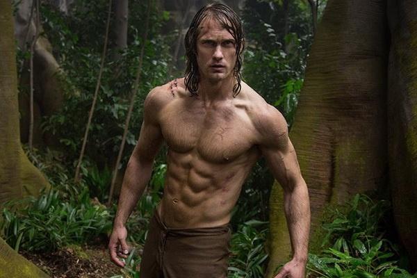 Tai tu 'Tarzan' gia nhap bom tan quai vat 'Godzilla vs. Kong' hinh anh