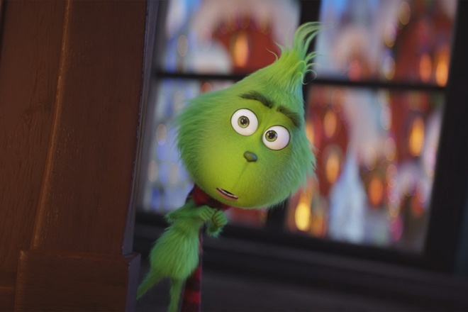 Trailer bo phim 'The Grinch' hinh anh