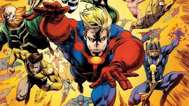 Vu tru Dien anh Marvel chi co 2 phim trong nam 2020? hinh anh 2