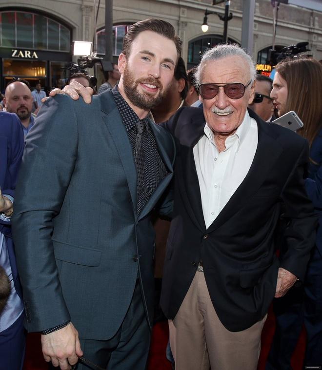 Dan sao Marvel dong loat tuong nho va tri an Stan Lee hinh anh 2