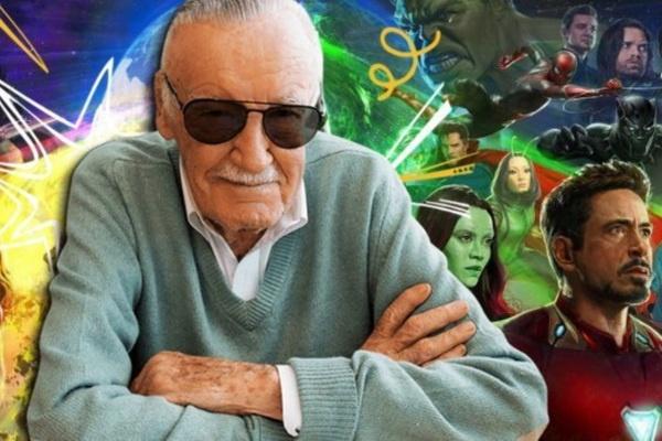 Stan Lee da quay xong vai khach moi o 'Avengers 4' truoc khi qua doi hinh anh