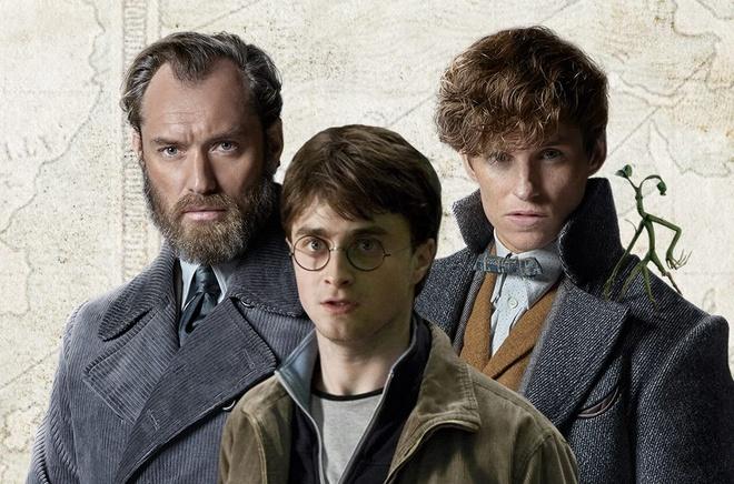 Giới phù thủy siêu phàm trong 'Harry Potter' và 'Fantastic Beasts'