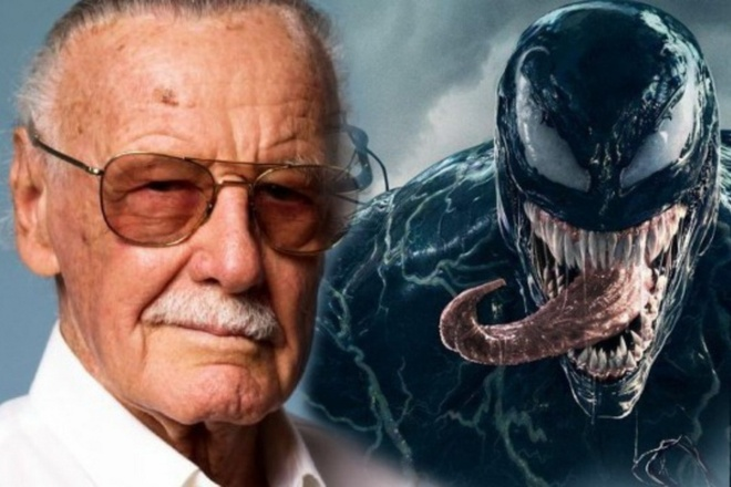 Fan Trung Quoc do xo di xem 'Venom' de tuong nho Stan Lee hinh anh