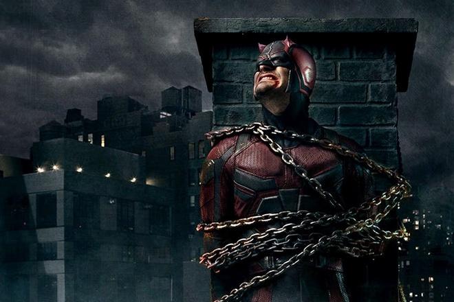 Series sieu anh hung 'Daredevil' cua Marvel se khong co mua 4 hinh anh