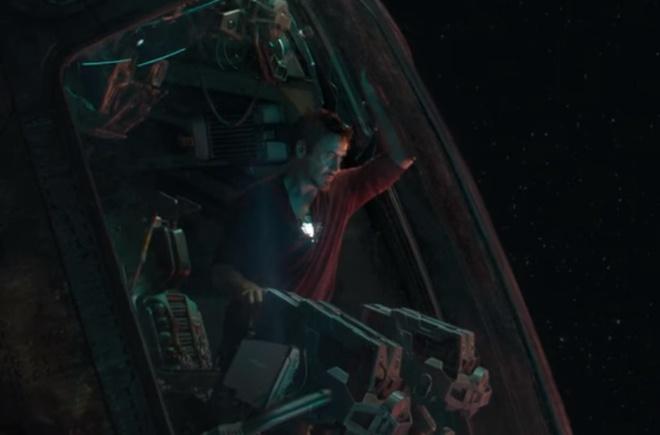 Trailer dau tien bo phim 'Avengers: Endgame' hinh anh