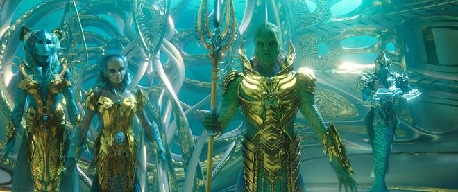 'Aquaman' co khoi dau dang khich le va duoc tung ho tai Trung Quoc hinh anh 2