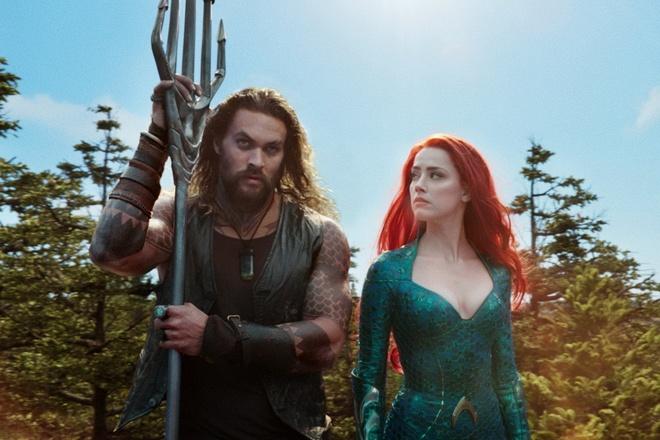 'Aquaman' co khoi dau dang khich le va duoc tung ho tai Trung Quoc hinh anh