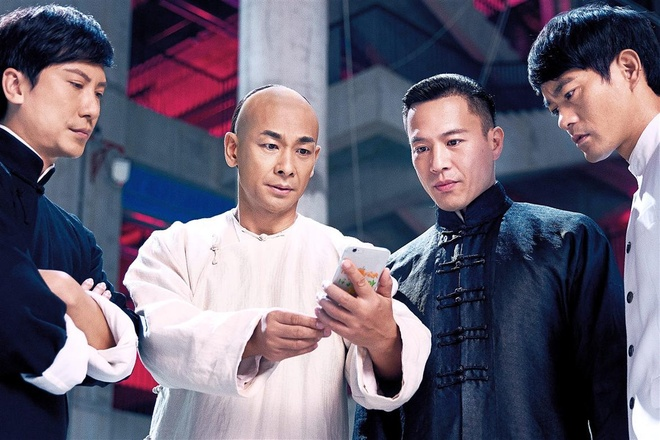 'Huyen thoai Kung Fu': Kich ban va hanh dong ngheo nan hinh anh
