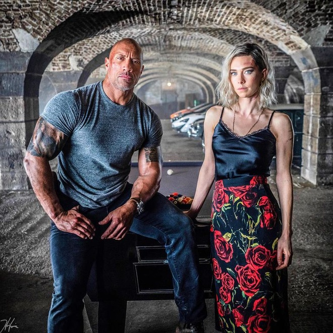 The Rock co the tro lai trong 'Fast & Furious 9' hinh anh 2