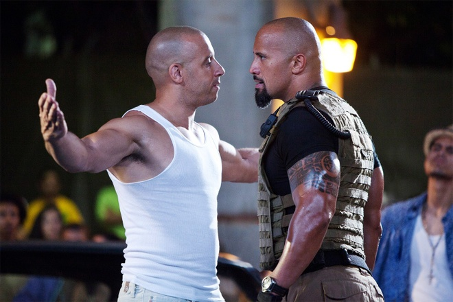 The Rock co the tro lai trong 'Fast & Furious 9' hinh anh 1