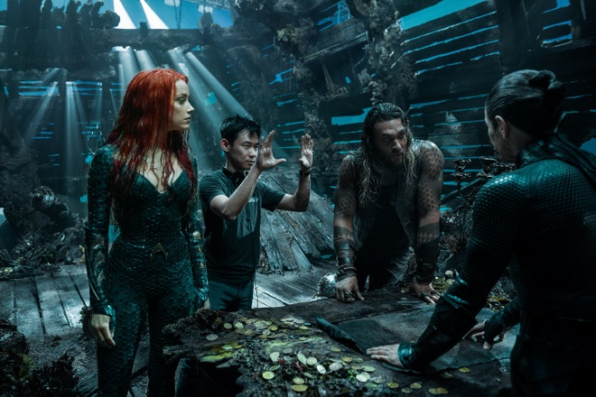 Dao dien 'Aquaman' khang dinh khong hoc theo 'Black Panther' hinh anh 1