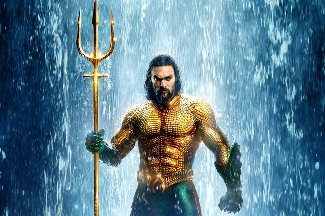 Aquaman giup Vu tru DC co the tam quen Nguoi Doi, Sieu Nhan hinh anh