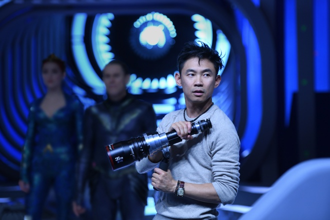 James Wan buc xuc khi bom tan 'Aquaman' bi lam ngo tai Oscar hinh anh