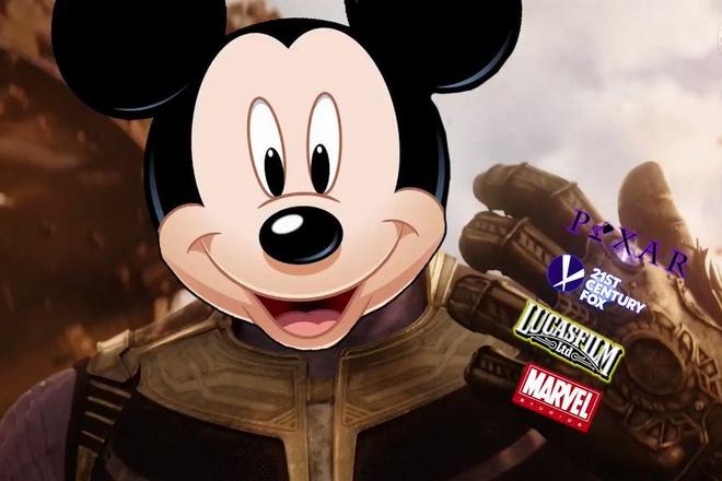 Disney va su le thuoc vao cac sieu anh hung, phim thuong hieu hinh anh