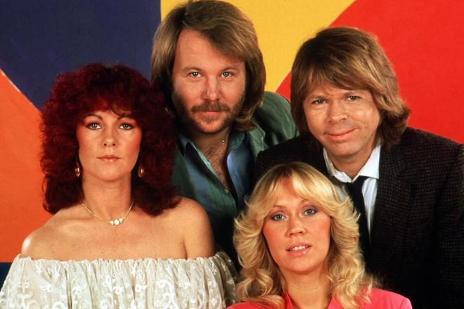 ABBA tri hoan phat hanh hai ca khuc moi hinh anh