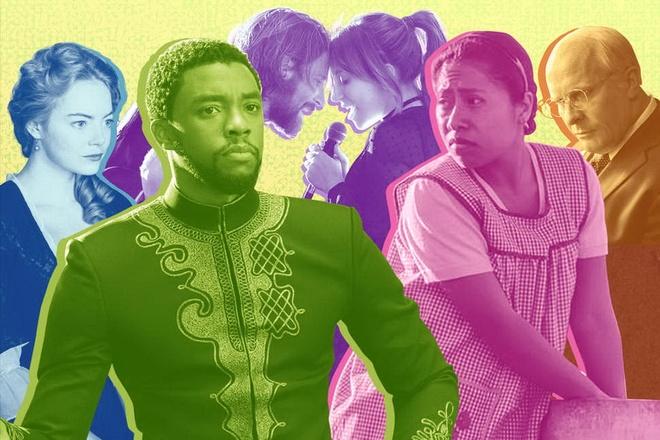 'Black Panther' va nhung thu vi dang sau danh sach de cu Oscar 2019 hinh anh