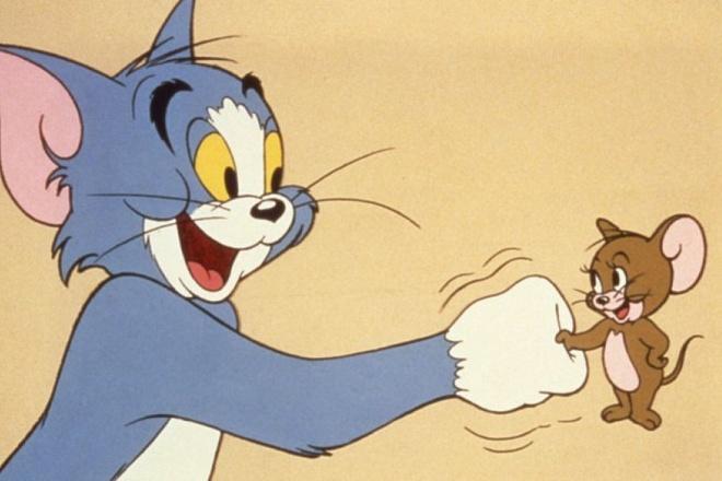 Phim dien anh 'Tom & Jerry' se ke lai nguon goc nhan vat hinh anh 1