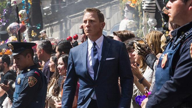 Phim '007' cuoi cung cua Daniel Craig tiep tuc doi lich chieu hinh anh