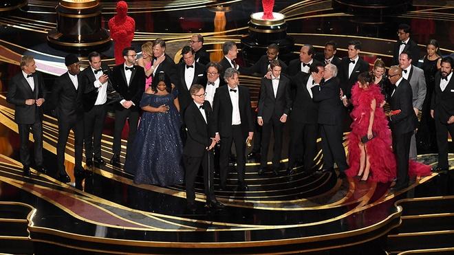 le trao giai Oscar 2019 anh 67