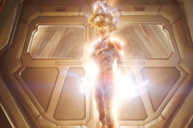 Captain Marvel chuan bi 'giai cuu' phong ve Bac My hinh anh 1