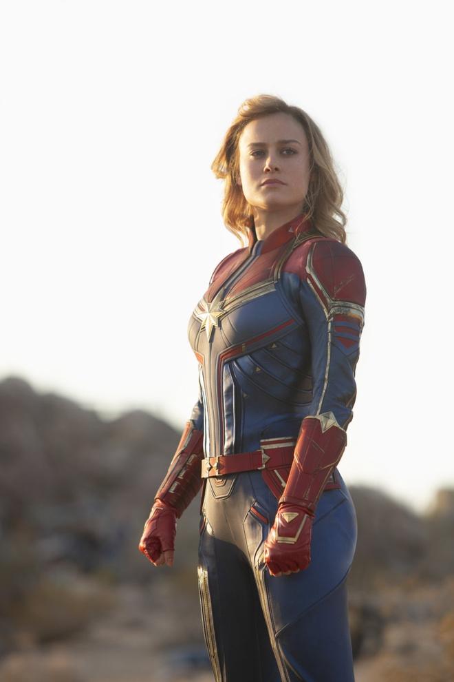 Captain Marvel chuan bi 'giai cuu' phong ve Bac My hinh anh 2