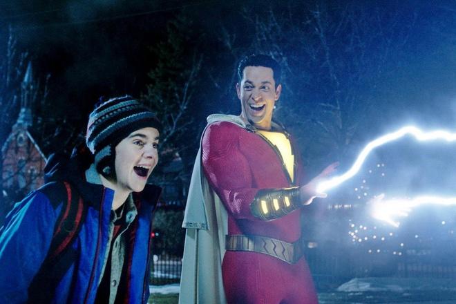 Phim sieu anh hung 'Shazam!' thu gan 160 trieu USD sau ba ngay hinh anh 1