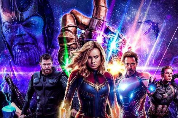 'Avengers: Endgame' kho thu 1 ty USD sau ba ngay khoi chieu hinh anh 1