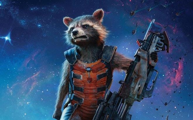 Hanh trinh cua Rocket Raccoon khep lai o 'Ve binh dai ngan ha 3' hinh anh 1