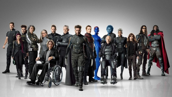 20 nam lich su thuong hieu phim di nhan 'X-Men' hinh anh